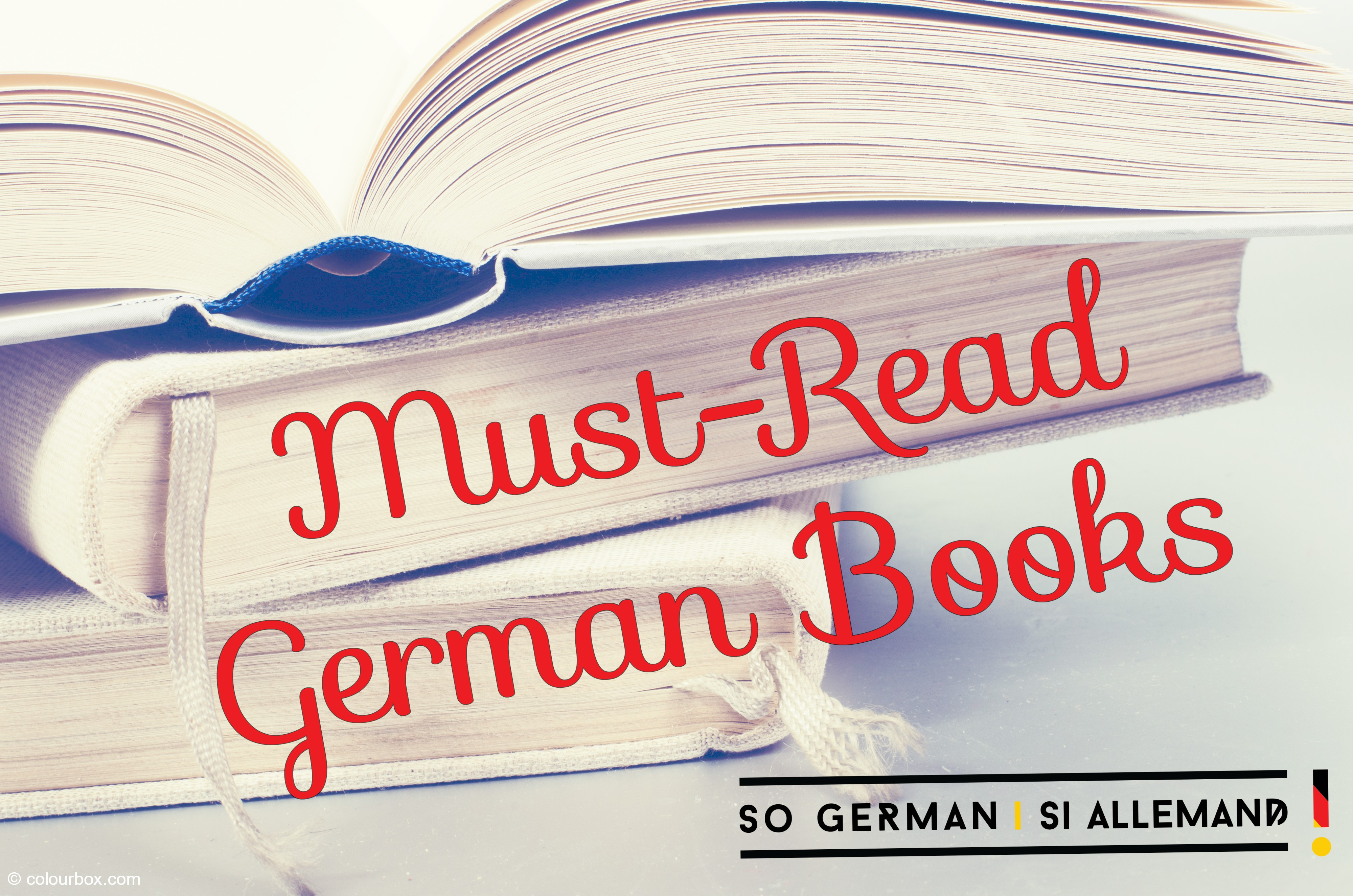 There's a dazzling number of German books written for children of various  ages, both classics and new releases, and it doesn't get better once you  include ...
